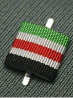 German / Italian - African Medal
