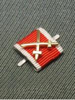 German Social Welfare Medal with Gold Swords