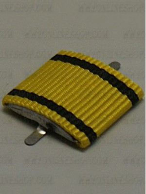 Replica of Golden Military Merit Medal (Ribbon Bars Devices) for Sale (by ww2onlineshop.com)