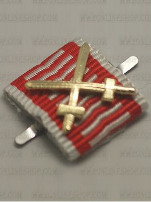 Replica of Order of Franz Joseph Knight s Cross (Austro-Hungarian) (Ribbon Bars Devices) for Sale (by ww2onlineshop.com)