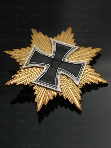 German 1914 Star of the Grand Cross of the Iron Cross