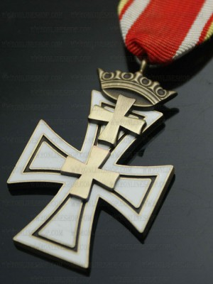 Replica of German Danzig Cross 2nd Class ( Danziger Kreuz ) (Medals & Awards) for Sale (by ww2onlineshop.com)