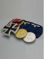 Valkyrie Graf Von Stauffenberg's Medal Bar