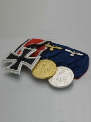 Replica of Valkyrie Graf Von Stauffenberg s Medal Bar (German Medal Bars) for Sale (by ww2onlineshop.com)