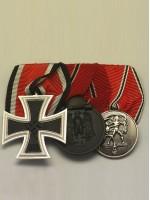 WW2 German 3R Medal Bar(#1)