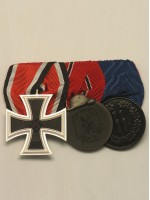 WW2 German 3R Medal Bar(#2)