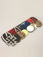 WW2 German 7R Medal Bar(#1)
