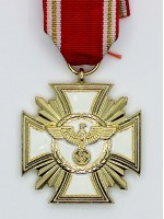 German NSDAP Long Service Award (Twenty-five Year Award)