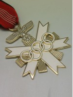 German Olympic Decoration 2nd Class