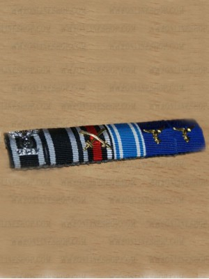 Replica of Air Force General s Ribbon Bar (German Ribbon Bars) for Sale (by ww2onlineshop.com)