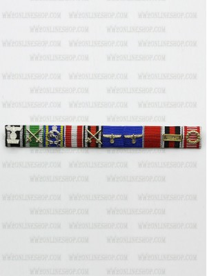 Replica of Bodewin Claus Eduard Keitel s Ribbon Bar (German Ribbon Bars) for Sale (by ww2onlineshop.com)