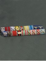 Custom Made German Ribbon Bars