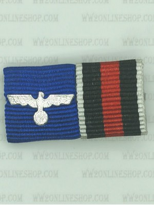 Replica of Erich Topp s Ribbon Bar (German Ribbon Bars) for Sale (by ww2onlineshop.com)