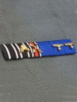Field Marshal Paul Ludwig Ewald von Kleist's Ribbon Bar