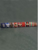 Heinrich Luitpold Himmler's Ribbon Bar (Late version)