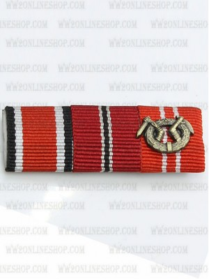 Replica of Herr OberSt Hans Joachim Keitel s Ribbon Bar (German Ribbon Bars) for Sale (by ww2onlineshop.com)