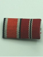 Otto Carius's Ribbon Bar