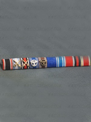 Replica of Reichsschatzmeister Franz Xaver Schwarz s Ribbon Bar (German Ribbon Bars) for Sale (by ww2onlineshop.com)