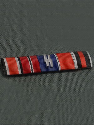 Replica of SS-Brigadeführer Otto Kumm s Ribbon Bar (German Ribbon Bars) for Sale (by ww2onlineshop.com)
