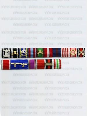 Replica of Wilhelm Bodewin Gustav Keitel s Ribbon Bar (German Ribbon Bars) for Sale (by ww2onlineshop.com)