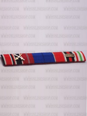 Replica of WW2 German Ribbon Bar#14 (German Ribbon Bars) for Sale (by ww2onlineshop.com)