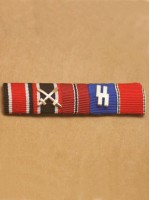 WW2 German Ribbon Bar#15