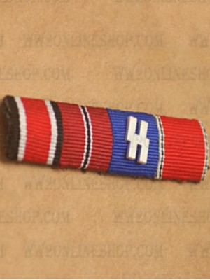 Replica of WW2 German Ribbon Bar#16 (German Ribbon Bars) for Sale (by ww2onlineshop.com)