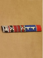 WW2 German Ribbon Bar #17