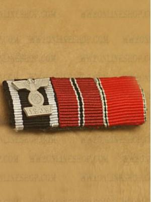 Replica of WW2 German Ribbon Bar #18 (German Ribbon Bars) for Sale (by ww2onlineshop.com)