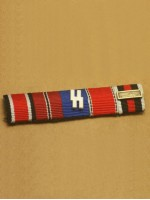 WW2 German Ribbon Bar#23