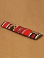 WW2 German Ribbon Bar#4