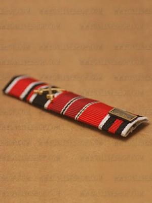Replica of WW2 German Ribbon Bar#4 (German Ribbon Bars) for Sale (by ww2onlineshop.com)