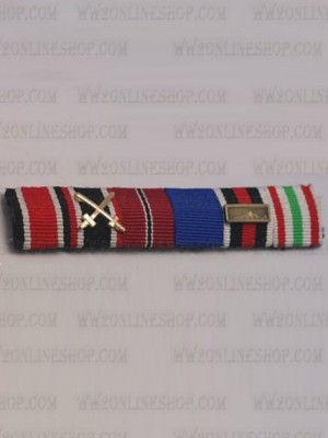 Replica of WW2 German Ribbon Bar#8 (German Ribbon Bars) for Sale (by ww2onlineshop.com)