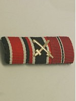 WW2 German Ribbon Bar#9