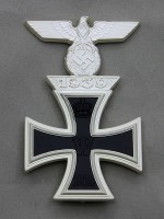 German WWI Iron Cross 1st Class with 1939 Spange