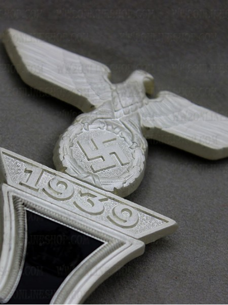 Replica of German WWI Iron Cross 1st Class with 1939 Spange for Sale