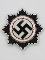 German WWII German Cross in Silver (Deutsches Kreuz) (5-Piece)