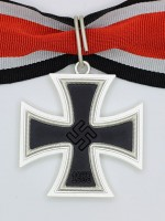German WWII Knight Cross of the Iron Cross (3-piece)