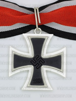 Replica of German WWII Knight Cross of the Iron Cross (3-piece) (WWII German Medals) for Sale (by ww2onlineshop.com)