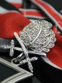 Replica of German WWII Knight s Cross with Oak Leaves, Swords and Diamonds (WWII German Medals) for Sale (by ww2onlineshop.com)