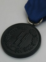 German WWII SS Long Service Award For Four Years Of Service