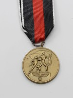 German WWII The October 1. 1938 Commemorative Medal