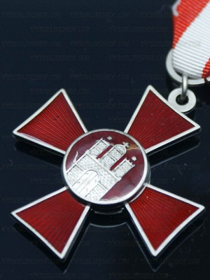 Replica of Hanseatic Cross (Hamburg) (WWI Medals & Awards) for Sale (by ww2onlineshop.com)