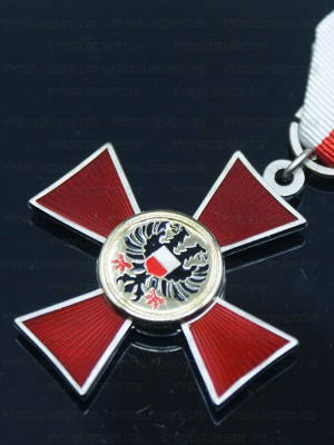 Replica of Hanseatic Cross (Lübeck) (WWI Medals & Awards) for Sale (by ww2onlineshop.com)
