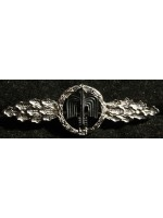 Luft Flying Clasp in Silver for Day Fighter (Tagjäger)