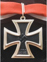 German WWII Knight Cross of the Iron Cross (3-piece)(magnetic core)