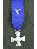 Luftwaffe Long Service Medal 18 Years