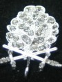 Replica of Oak Leaves with Swords and Diamonds to The Knight s Cross of the Iron Cross (WWII German Medals) for Sale (by ww2onlineshop.com)