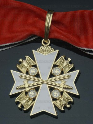 Replica of Order of the German Eagle, 3rd Class (WWII German Medals) for Sale (by ww2onlineshop.com)
