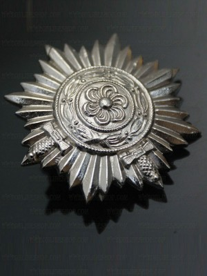 Replica of Ostvolk Medal for Bravery on the Eastern Front in Silver with Swords 1ST Class (WWII German Medals) for Sale (by ww2onlineshop.com)